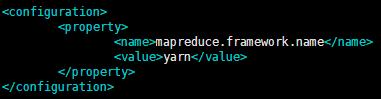 修改conf下mapred-site.xml
