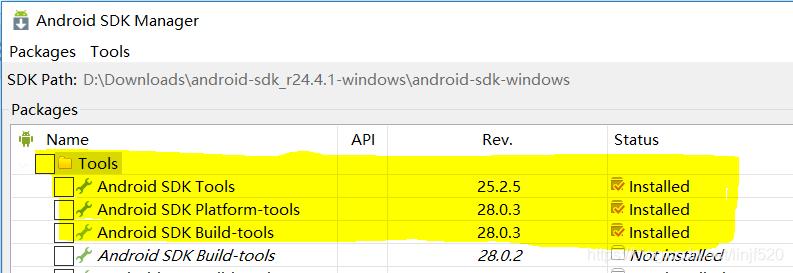 Unity - 手动发布Android 前的SDK,NDK,JDK的设置- Jave Lin 的