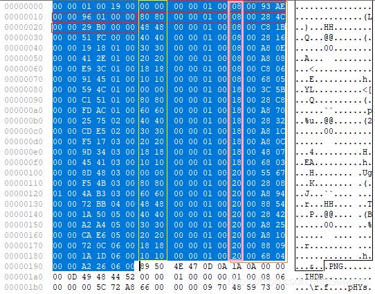 ico文件结构