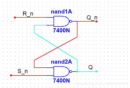 基本R-S触发器
