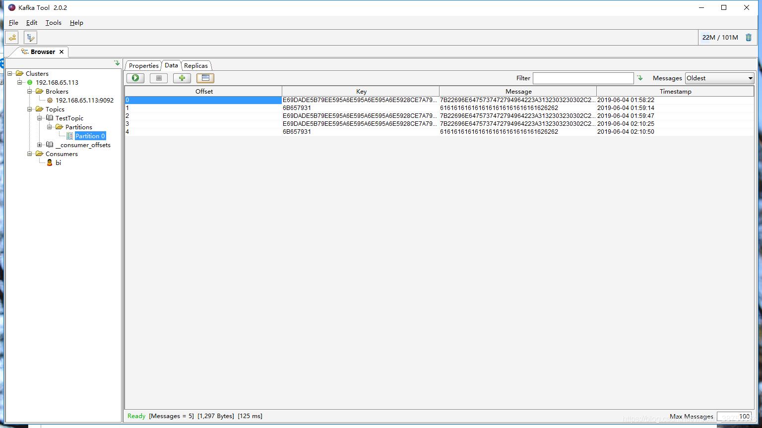 docker:安装kafka单机版 - 代码天地
