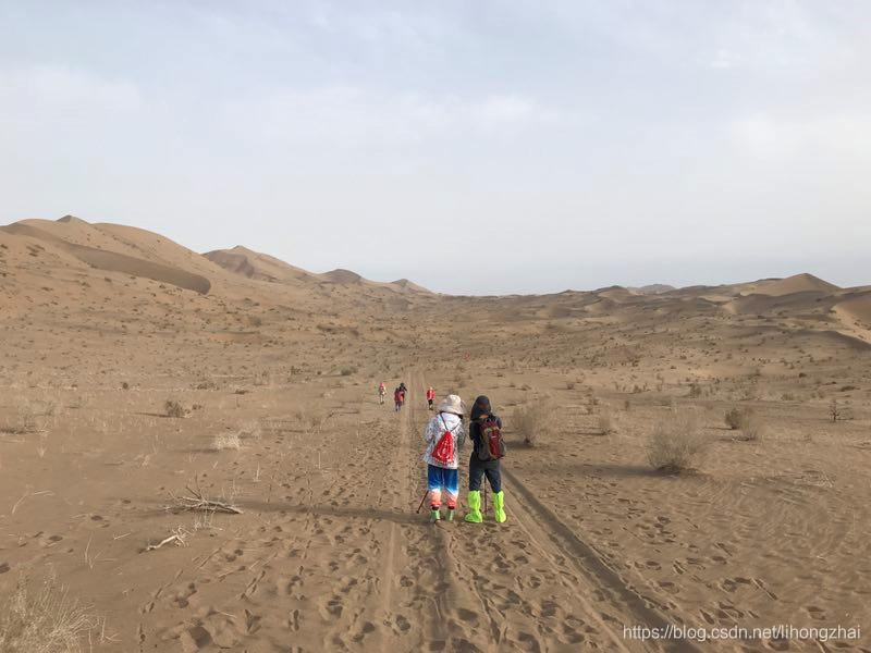 第二届创投精英沙漠挑战赛