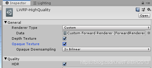 Unity LWRP学习之Command Buffer 与Shader Graph SceneColor