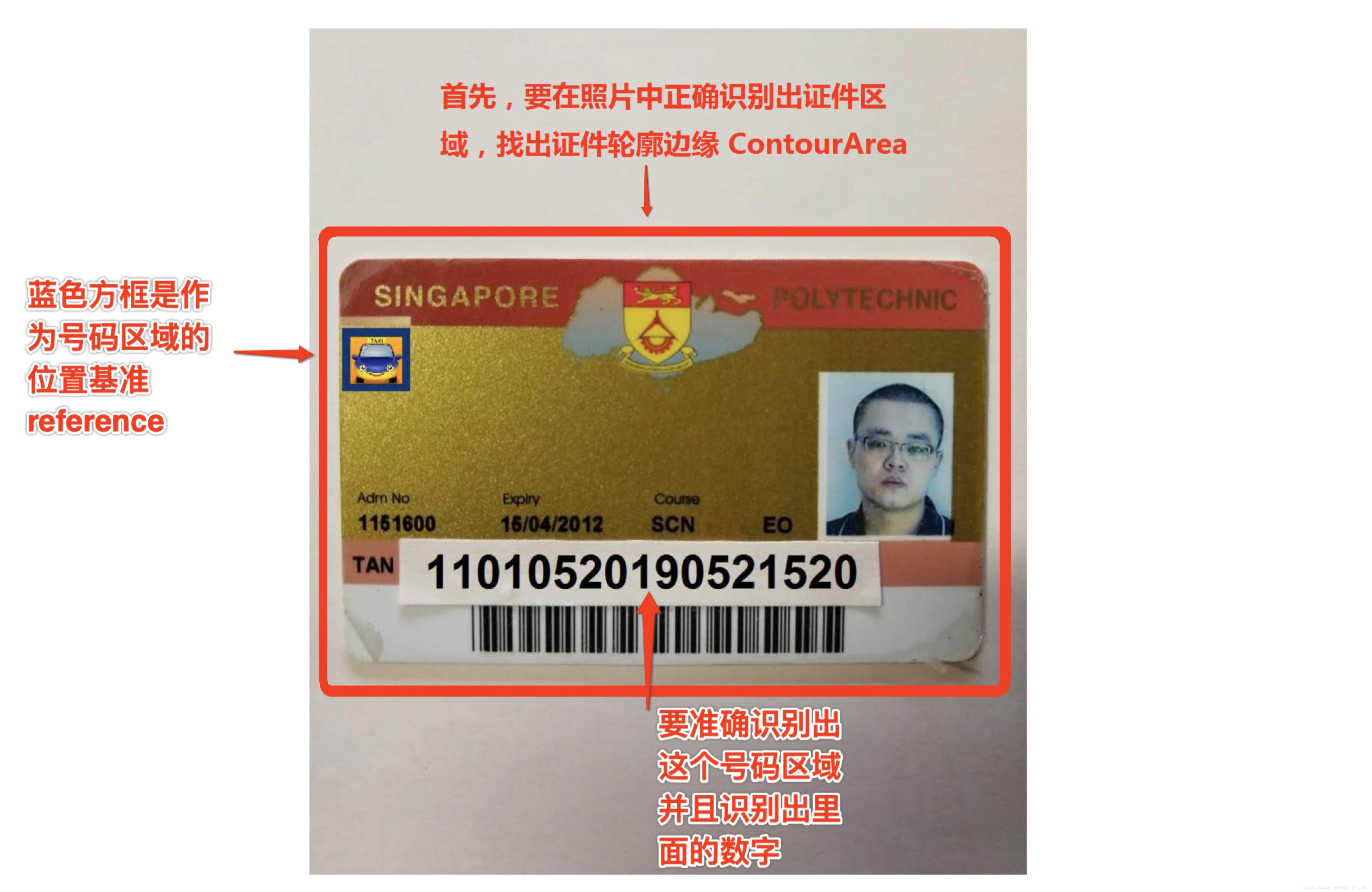 司机证件照片