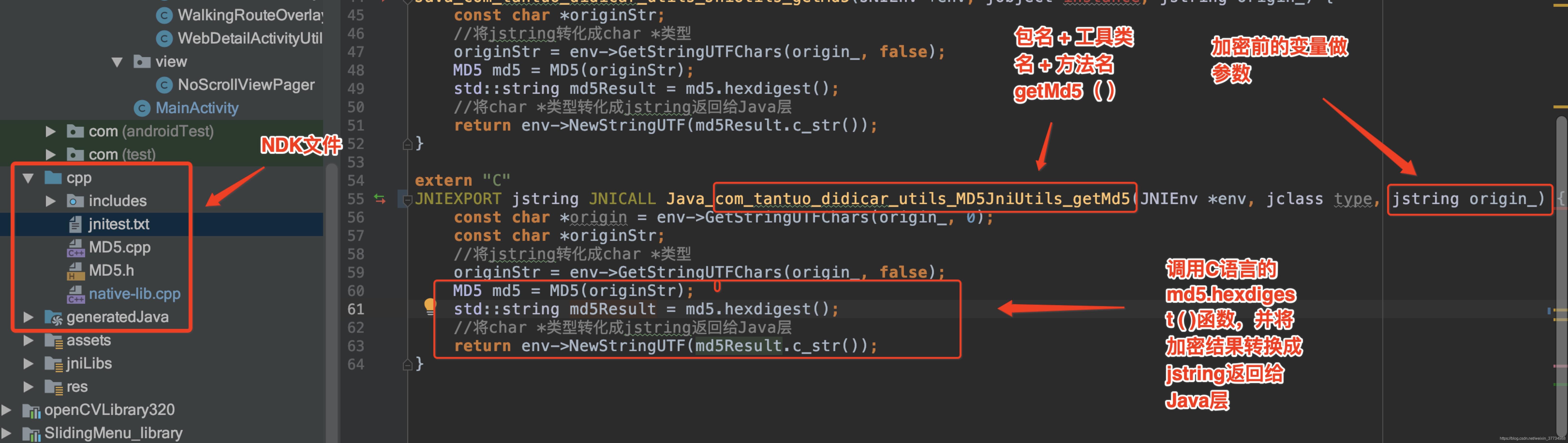 native-lib.cpp 文件