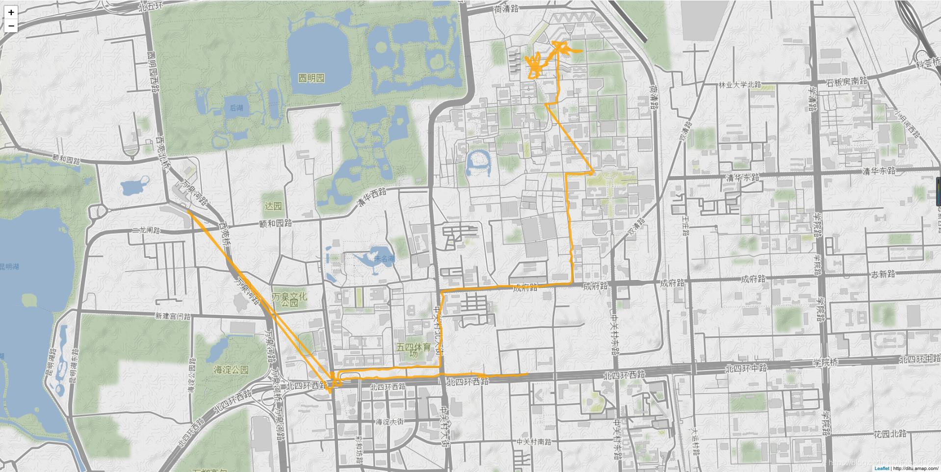 Python Folium地理信息可视化案例- 狮子的窝- CSDN博客
