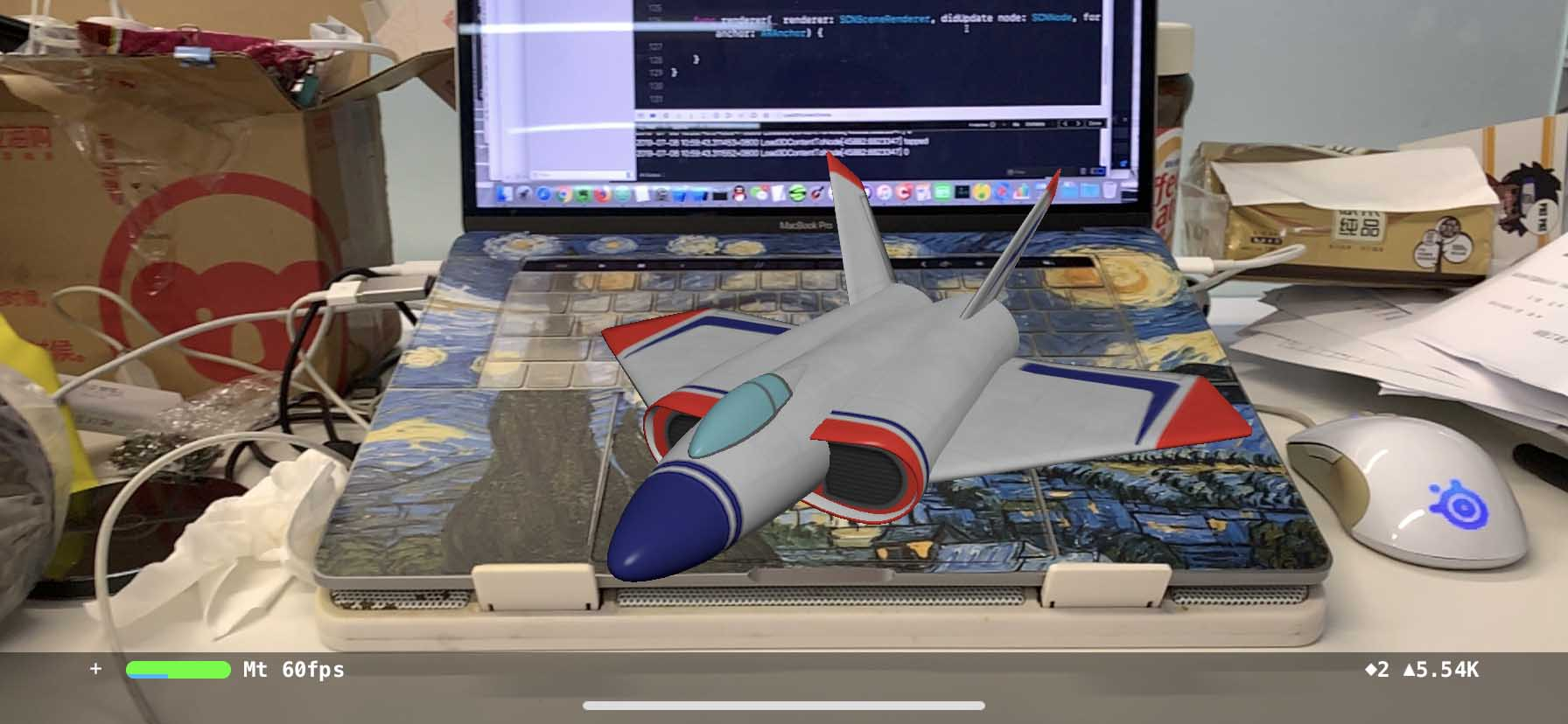 ARKit和SceneKit实现3D模型交互swift scn dae - 学习笔记- CSDN博客