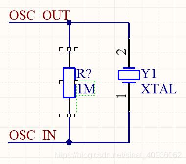 CSTCE8M系列晶振电路