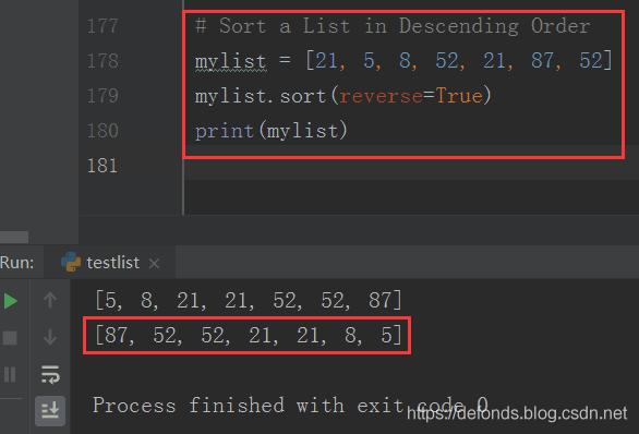 对列表逆序排序.png