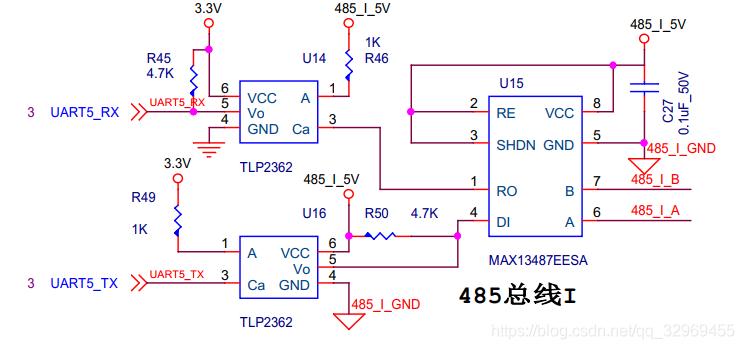 485接口电路