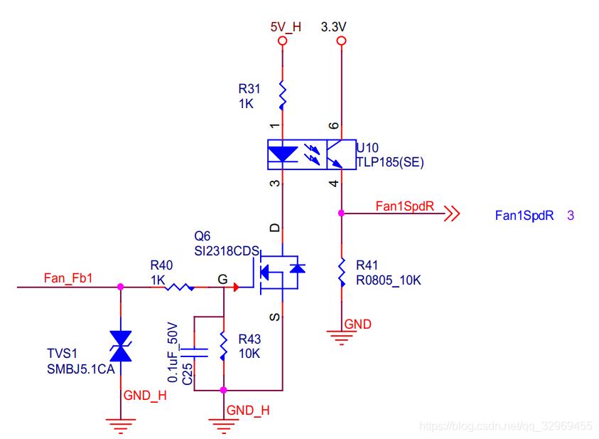 PWM输入电路