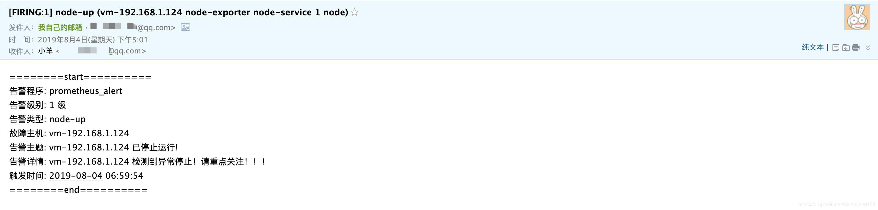 pormetheus-alertmanager-email-template