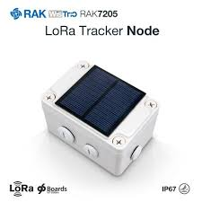 RAK7205跟踪器节点