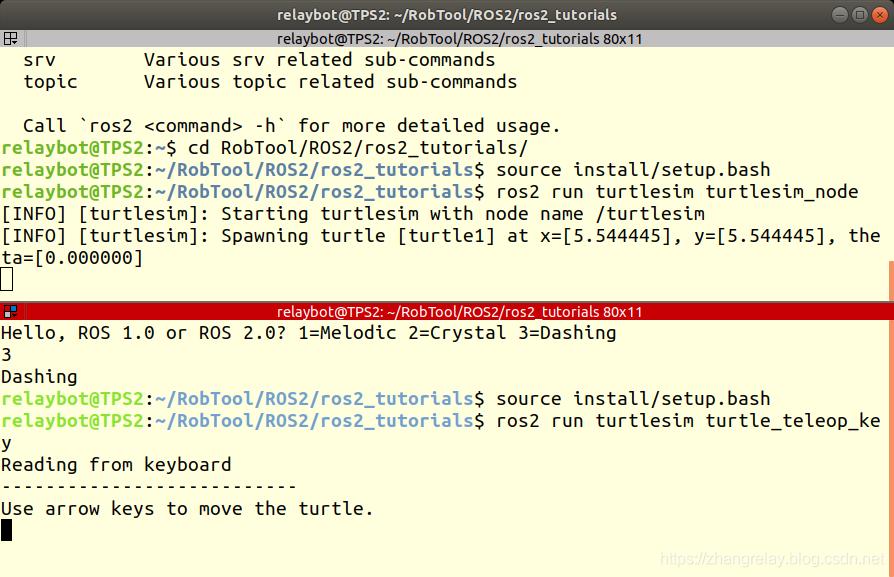 ros2之turtlesim命令- zhangrelay的专栏- CSDN博客