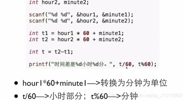 取余作为求小数的时候用,整型相除作为求第一位时候用。
