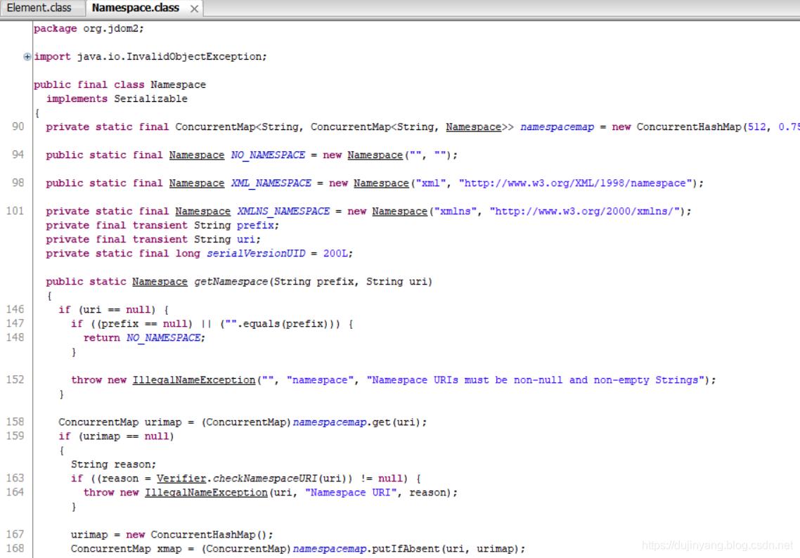 jdom2解析带冒号的xml米奇云科技