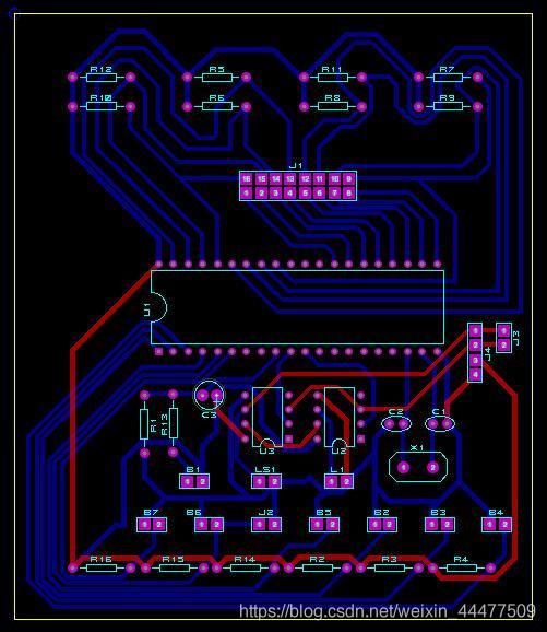 PCB电路印刷板设计