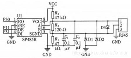 RS485应用举例
