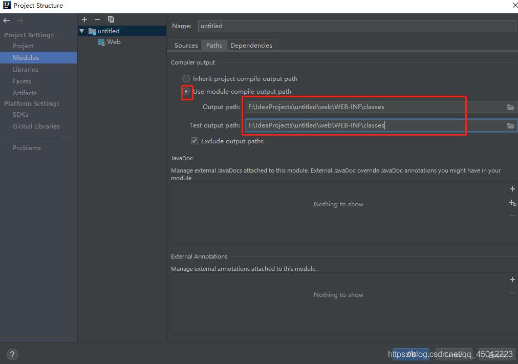 IDEA连接MySQL数据库,并把数据库数据在浏览器中进行展示