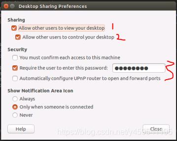 VNC+frp实现远程访问Ubuntu和树莓派(图9)
