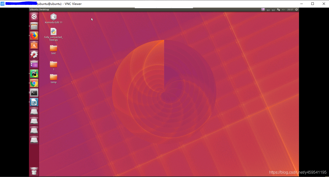 VNC+frp实现远程访问Ubuntu和树莓派(图18)