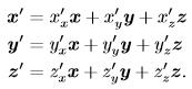 无人机运动学控制中的坐标系,及惯性坐标系与机体坐标系之间的矩阵转换 欧拉角插图(11)