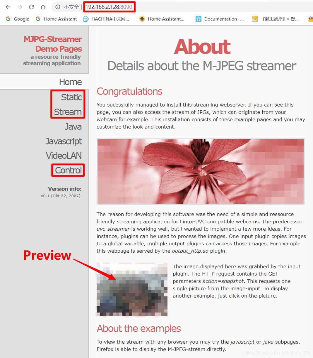 mjpeg_streamer