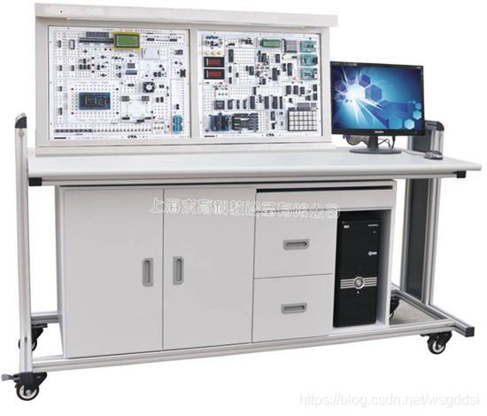 上海求育QY-DPJ09网络接口型单片机、微机综合实验开发装置