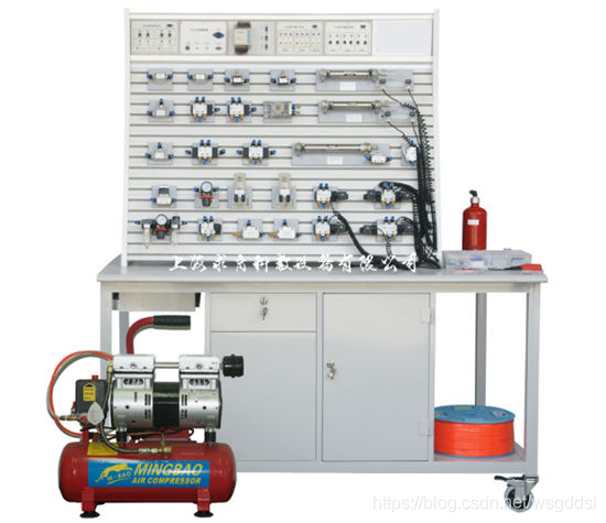 上海求育QY-QDSY07气动PLC控制实验台