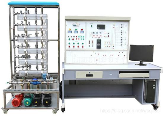 上海求育QY-LY82变频恒压供水系统实训装置