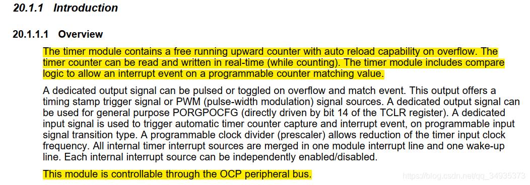 通过ROS控制真实机械臂(13) — PRU-ICSS 定时器 DMTIMER 实现定时功能插图