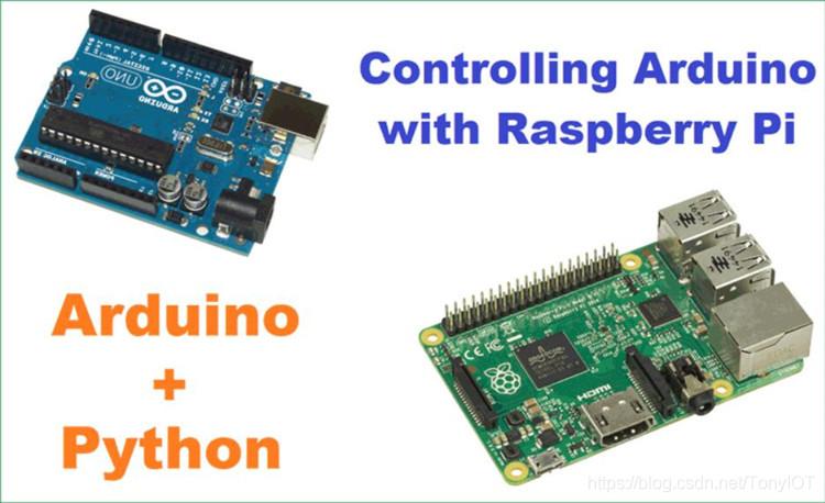 树莓派控制Arduino