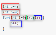 时间划分执行代码语句
