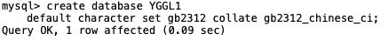 创建数据库代码