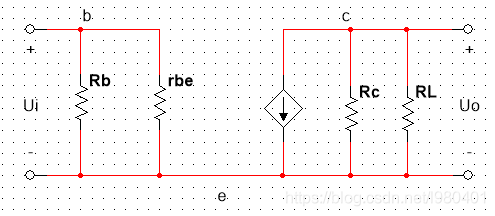 微变等效电路
