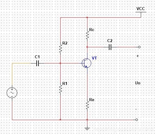 分压式工作点稳定电路
