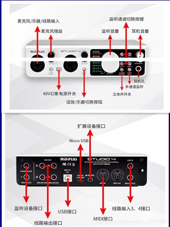 视频驱动器下载安装_MIDIPLUS STUDIO M S 2 4声卡安装调试教程_远航音频的博客-CSDN博客