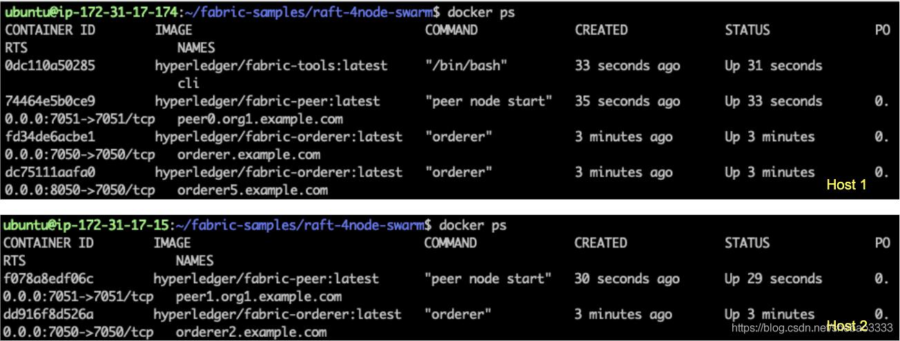 [外链图片转存失败,源站可能有防盗链机制,建议将图片保存下来直接上传(img-gIie4UcM-1577184158829)(fabric-raft-multi-host/up1.png)]