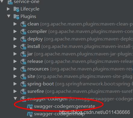 codegen plugin