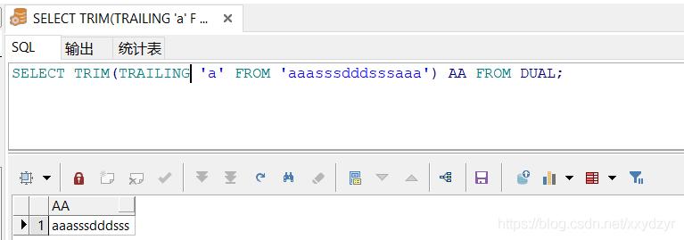 [外链图片转存失败,源站可能有防盗链机制,建议将图片保存下来直接上传(img-8pnOtXnj-1577685139235)(D:\学习资料\个人总结文件\保存图片\TRIM、LTRIM、RTRIM\3trim_TRAILING.png)]