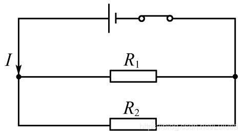 一张平平淡淡的电路图