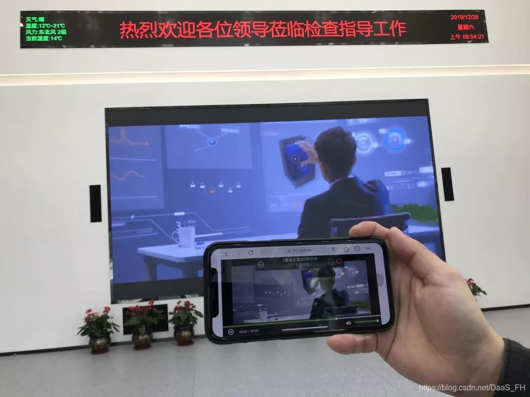 手机、Pad、电脑,投放灵活,一键同步显示