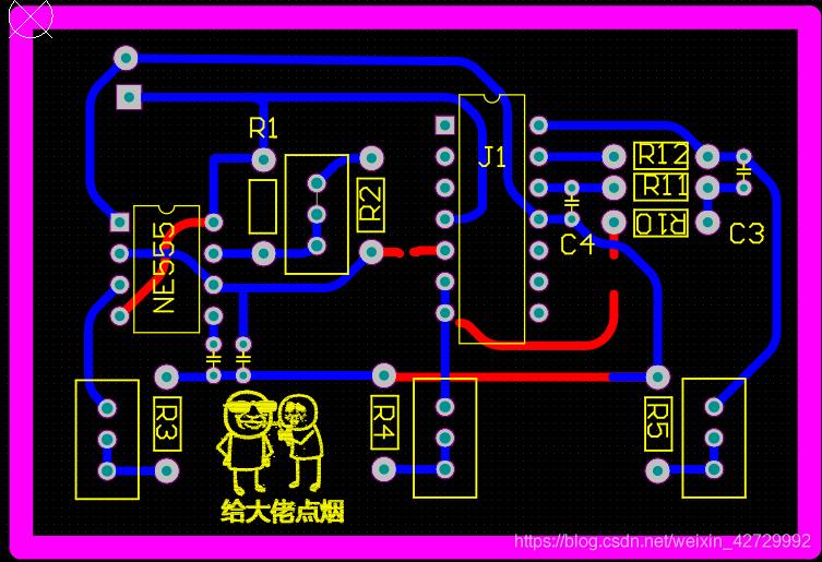 不倒翁的简单原理图_怎么看简单的电路原理图