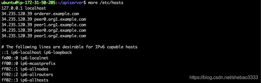 [外链图片转存失败,源站可能有防盗链机制,建议将图片保存下来直接上传(img-qcEf9Eee-1578362210219)(hyperledger-api-server-impl/hosts.png)]
