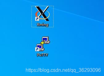putty+xming