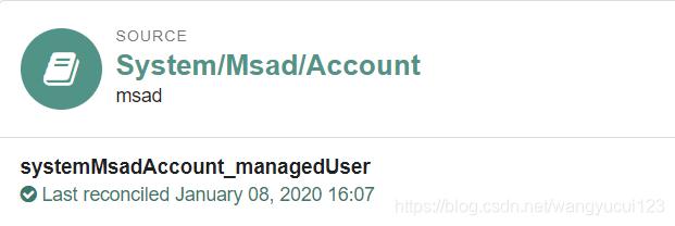 Msad info