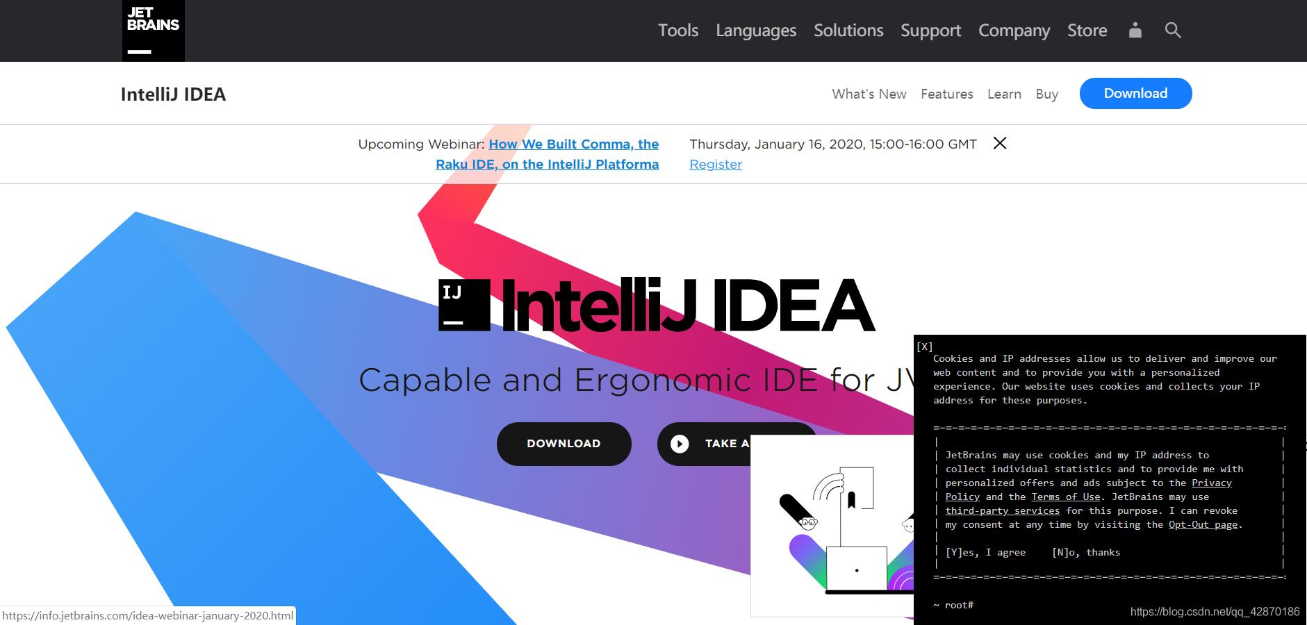 IntelliJ IDEA官网