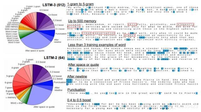 LSTM 错误分类分析
