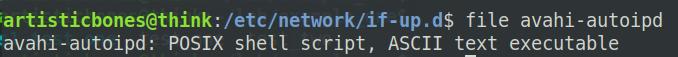 脚本文件性质