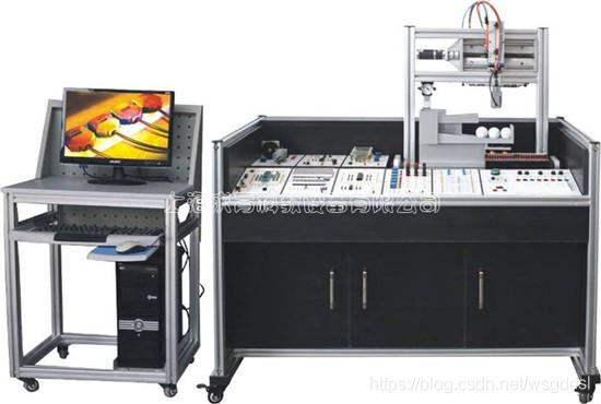 创新单片机综合开发实训装置QY-DPJ12